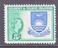 Gilbert And Ellis Islands  71  * - Gilbert & Ellice Islands (...-1979)