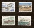 Yougoslavie Jugoslavien Joegoslavie 1982 Yvertn° 1823-26 *** MNH Cote 1,80 Euro - Nuevos