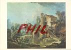 """Les Chefs D´oeuvre Du Musée D´Orléans - François Boucher """"Le Moulin De Charenton"""", Ref 1108-1910 - Paintings"""