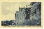 8 - LA ROCHE-SUR-YON - ENCEINTE DE L'ANCIENNE FORTERESSE, SUR LES RUINES EST CONSTRUITE LA CASERNE TRAVOT ( Animées ) - La Roche Sur Yon