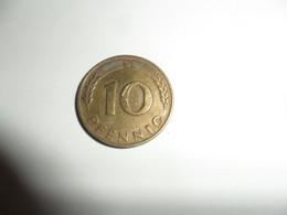 10 Pfennig G 1949 - 10 Pfennig