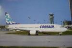 CORSAIR   B 737 400   F GFUG - 1946-....: Moderne