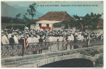Sorsogon Dedication Of The Alice Roosevelt Bridge Inauguration Burr Mc Intosh 86 Hagemeister - Philippines