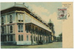 Manila  Insular Cigar Factory Tobacco P. Used Stamp Kouang Tcheou  Edit Sternberg Hongkong - Philippines