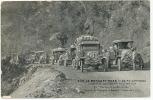 Sur La Route De Benguet Camions Et Autos De Dion Bouton Dagupan Baguio Cote 17% - Philippines