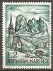San Marino, Sassolungo, MINT - San Marino