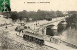 COURBEVOIE (92) Pont De Neuilly Tramway électrique Jolie Vue - Courbevoie