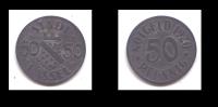 50 PFENNIG 1920 - NOTGELD - CASSEL - Monétaires/De Nécessité