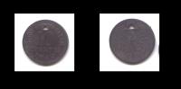 10 PFENNIG 1917 - STADT FRANKFURT A/M. - Monétaires/De Nécessité