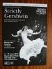 Strictly Gershwin English National Ballet London Leaflet Flyer Handbill - Publicités