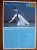 The Royal Ballet School Class Basics London Leaflet Flyer Handbill - Publicités