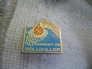 Pin´s Club De Basket De BOLLWILLER - Pallacanestro