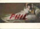 "Francisco Goya - ""La Maja Habillée"", Ref 1108-1942 - Paintings"