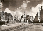 Cpa ,oradour Sur Glane, Détruit Le 10/6/1944,site Historique, Entrée Du Bourg - Oradour Sur Glane