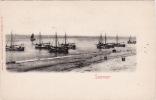 Strandscene Met Vissersboten, Undivided Back, Early 1900's - Netherlands