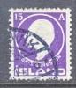 Iceland 90   (o) - 1873-1918 Danish Dependence