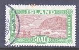 Iceland 148   (o) - 1873-1918 Danish Dependence