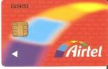 A-016 TARJETA DE ESPAÑA DE AIRTEL EN PERFECTO ESTADO - Airtel