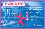 PAY  Phone   50  Francs  D´appels   Longtemps  Simplement   31 12 2002   T  B  E - Autres Prépayées