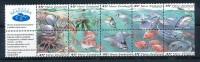 NEW ZEALAND Mi.Nr. 1304-1313 Fisch, Fish- MNH - Unclassified