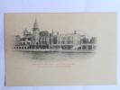PARIS - Exposition De 1900, Pavillons Etrangers ( Bosnie, Hongrie,Grande Bretagne). - Mostre