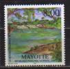 La Retenue Collinaire De Combani. Un T-p Neufs **. Yv.# 70 - Mayotte (1892-2011)