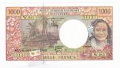 Polynésie Française / Tahiti - 1000 FCFP - W.045 / 2011 / Signatures Barroux-Noyer-Besse - Neuf / Jamais Circulé - Papeete (Polynésie Française 1914-1985)