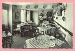 CPSM -  27 -  BEAUMONT  LE  ROGER  -  HÔTEL DE PARIS - SALLE DE RESTAURANT - 1960 - Beaumont-le-Roger