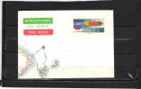 ITALIE - Entier Postal Aérogramme Via Aera Par Avion  - 200 Lire - Dirigeable - 1978 - 1946-.. République