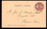 ARGENTINA 1911 4 Ct POSTAL STATIONERY  CARD - Argentina