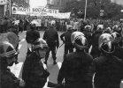 Politique-Partis Politiques-Voyage Du Président GISCARD D´ESTAING Toulouse 16/11/1979 Manifestation Parti Socialiste - Political Parties & Elections