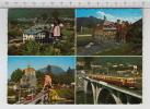 Melide - Swissminiatur ° Chesa Veglia, St. Moritz - Rathaus Schwyz - Madonna Del Sasso - TEE Trans-Europ-Express - TI Tessin