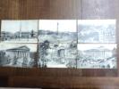 PARIS CHATEAU DE CHANTILLY  SAINT GERMAIN EN LAYE PALAIS DE FONTAINEBLEAU CHATEAU DE LA MALMAISON  RUEIL VERSAILLES - 5 - 99 Postkaarten