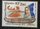 Saint Pierre Et Miquelon  SPM  N°527 ** Luxe  , Cote 1,25 € Au Quart De Cote