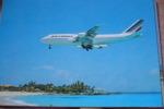 AIR FRANCE  B 747 300    F GETB   ST MARTIN AIRPORT - 1946-....: Ere Moderne