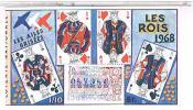 Billets De Loterie...   .AILES BRISEES     1968 ......LO148 - Vieux Papiers
