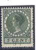 Holanda  -  1924 / 27  -  Yvert - 138 ( Usado ) - Oblitérés