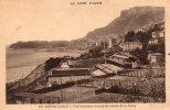 Monaco-MONTE-CARLO-Les Nouveaux Courts De Tennis De La Festa-Voir ETAT (année:1936-  Ed :Munier N° 372)*PRIX FIXE - Monte-Carlo