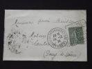 Marque Postale - MAUZUN (MOSUN ! Puy-de-Dôme) - Adressée De CLERMONT-FERRAND (Puy-de-Dôme) - Le 29 Décembre 1924 - Postmark Collection (Covers)