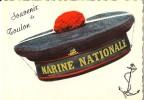 Toulon-souvenir De Toulon-marine Nationale-bachis-cpsm - Toulon
