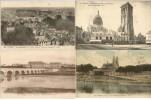 R / 42 / 9      10 CP De TOUrs  (37 )  _toutes Scanées - Cartes Postales