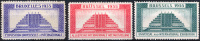 EXPO Brussels 1935 - 3 Vignettes (MNG) - 1935 – Bruxelles (Belgique)