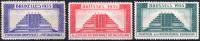 EXPO Brussels 1935 - 3 Vignettes (MNG) - 1935 – Bruselas (Bélgica)