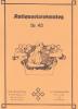 Antiquariatskatalog 46 Uwe Berg Verlag - Livres, BD, Revues