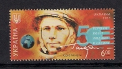 Ukraine 2011. Gagarin MNH - Space