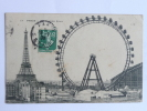 PARIS - La Grande Roue. - France