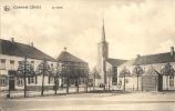 CLERMONT : (BEAUMONT - STREE - WALCOURT) : La Place - CPA PEU COURANTE - Cachet De La Poste 1913 - Walcourt