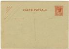 REF LSAU4 - ENTIER POSTAL DE MONACO - PRINCE LOUIS II - C. POST.  90c ROUGE CARTON CHAMOIS  NEUVE - Interi Postali