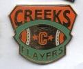 Baseball , Creeks Players - Honkbal