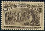 # United States   237, Mint, Og,   SCV$ 110.00  (us237-2 - Unused Stamps